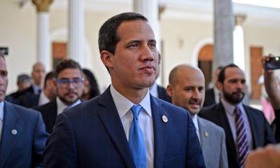 EE.UU. envía 52 millones de dólares a Guaidó