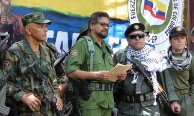 Disidentes de las FARC retoman la lucha armada