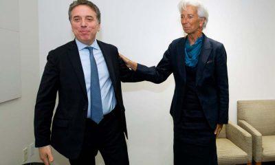 La Justicia pidió la documentación de los acuerdos del Gobierno con el FMI