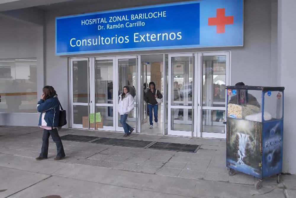 Cerca de 700 personas con gastroenteritis en Bariloche