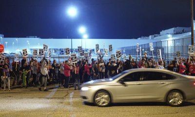 EE.UU.: Trabajadores de General Motor hacen un paro, el primero en 12 años