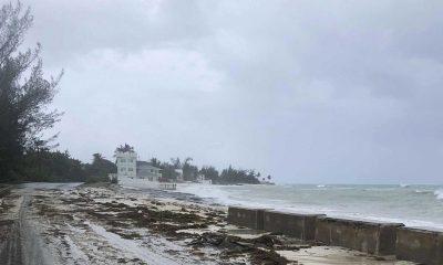 """El huracán """"Dorian"""" tocó tierra en Bahamas"""