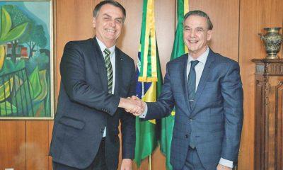 """Bolsonaro es """"un líder importante"""", sostuvo Pichetto"""
