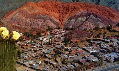 Purmamarca prohíbe la minería a cielo abierto