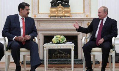 Rusia y Venezuela ratificaron la cooperación entre los países
