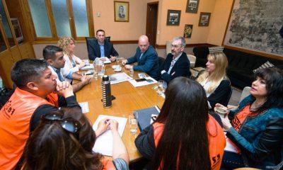 Trabajadores de Salud se reunieron con el Ministro en Trelew