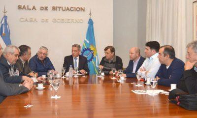 La oposición se reunió con el Gobernador y avanzarán en un plan de trabajo