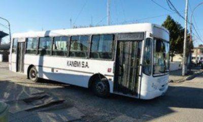 Santa Cruz: por aumento de costos, la Cuenca se quedará sin colectivos