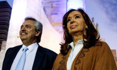 Alberto y Cristina definen el próximo gobierno
