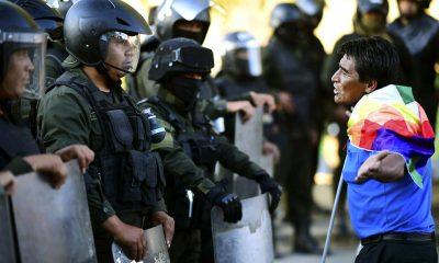 Bolivia recrudece la represión