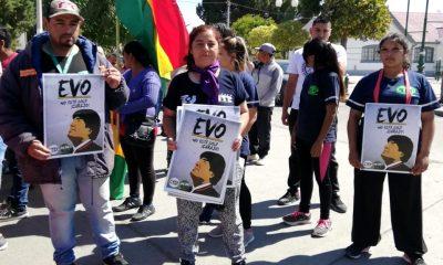 Comunidad Bolivia por Evo