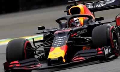 Verstappen ganó una carrera de locos