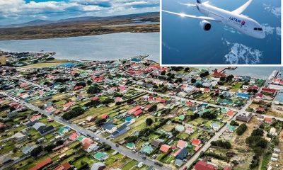 Latam vuelos a Malvinas
