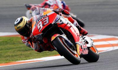 Márquez Moto GP Valencia