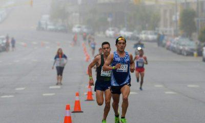 Arbe campeón argentino Medio Maratón
