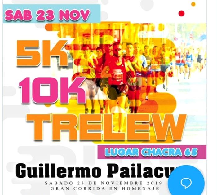 Corrida Homenaje a Guillermo Pailacura