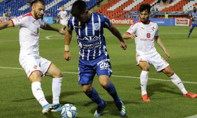 Independiente triunfo Mendoza