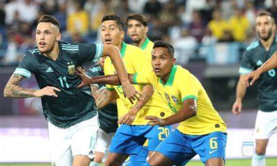 Ocampos se lesionó y no jugará ante Uruguay