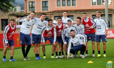 Selección última práctica en Mallorca