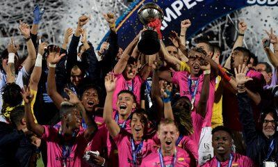 Independiente del Valle campeón Sudamericana