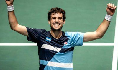 Copa Davis define dobles
