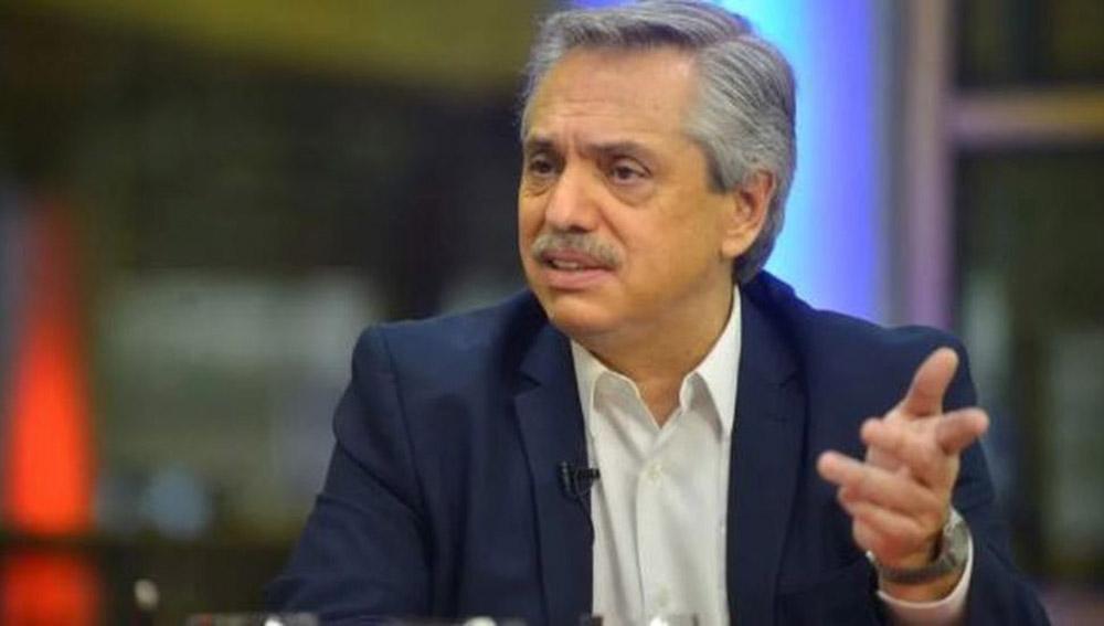 """El Presidente y la vice electos condenaron el """"golpe en Bolivia"""""""