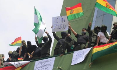 Tensión en Bolivia: llamado al diálogo, motines y renuncias