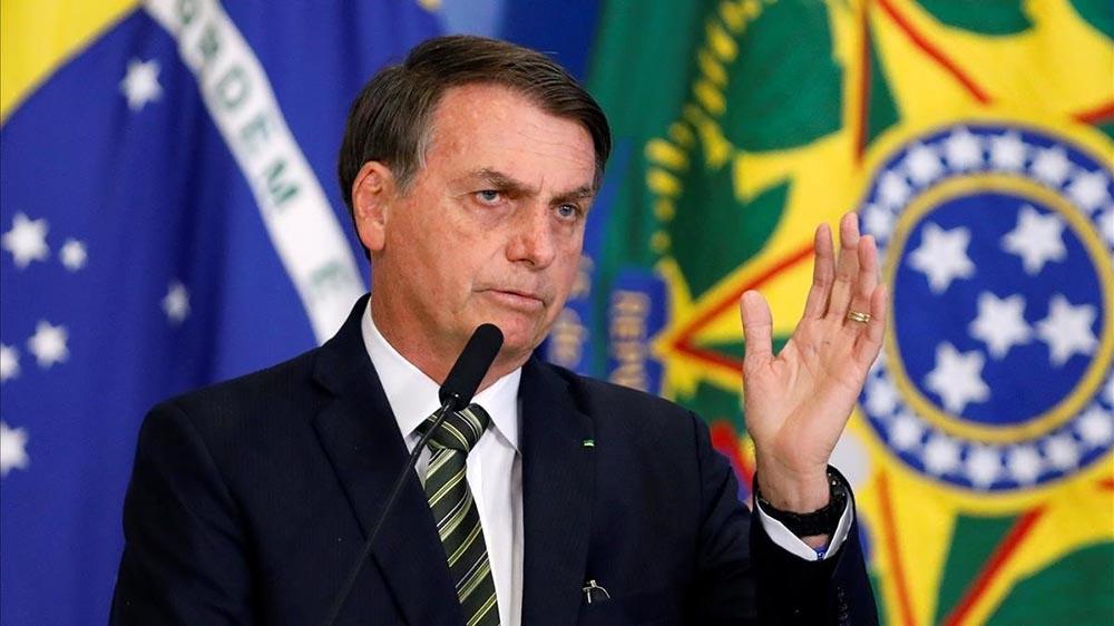 Bolsonaro enviará a un ministro a la asunción de Fernández