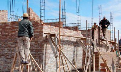 La construcción cayó un 8,5% en septiembre