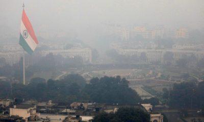 """Contaminación: Decretan la """"Emergencia de Salud"""" en la Capital de La India"""