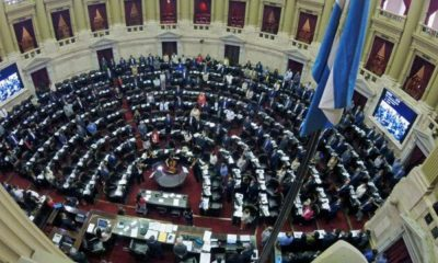 Ley de Alquileres, de Góndolas y otros, fueron aprobadas en Diputados