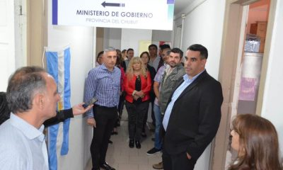 Se inauguró un Centro de Documentación Rápida en Comodoro