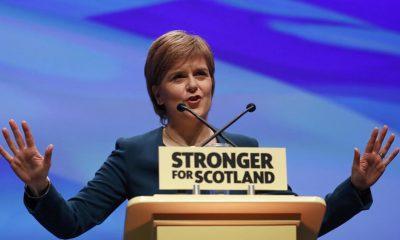 Escocia insiste con un referendo de independencia