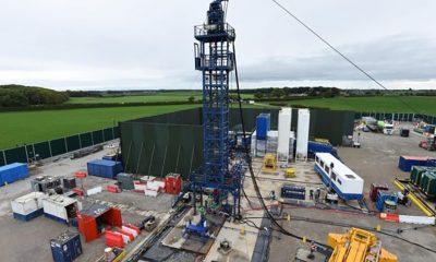 Inglaterra prohíbe el fracking por temor a sismos