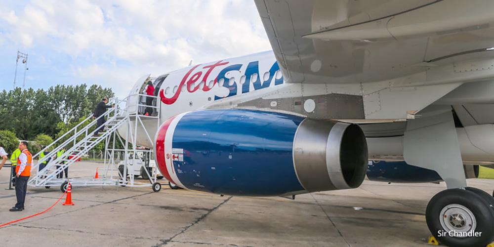 JetSmart comienza a volar a Tierra del Fuego