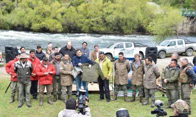 Se inauguró formalmente la Temporada de Pesca Deportiva