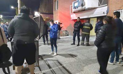 Río Gallegos: Arrojaron una molotov contra la sede gremial