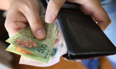 Este sábado 9 cobrará el primer rango del pago escalonado