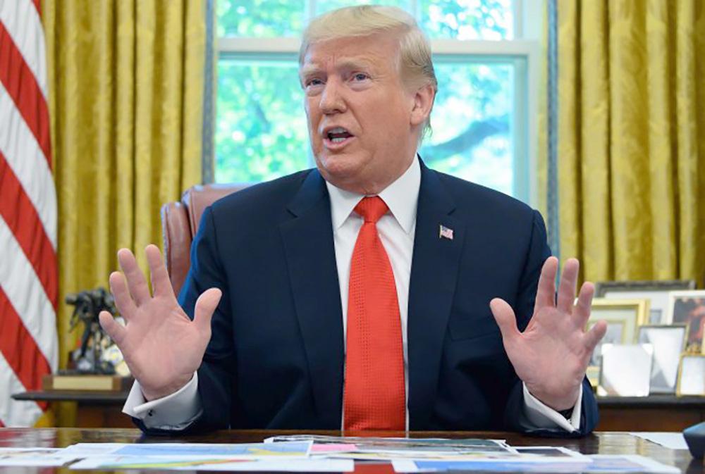 Trump llamó a Fernández para felicitarlo por el triunfo