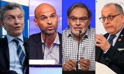 """Imputan a Macri y cuatro funcionarios por """"traición a la patria"""""""