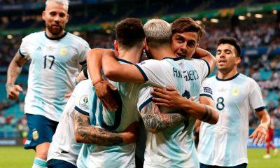 Selección argentina Qatar 2022