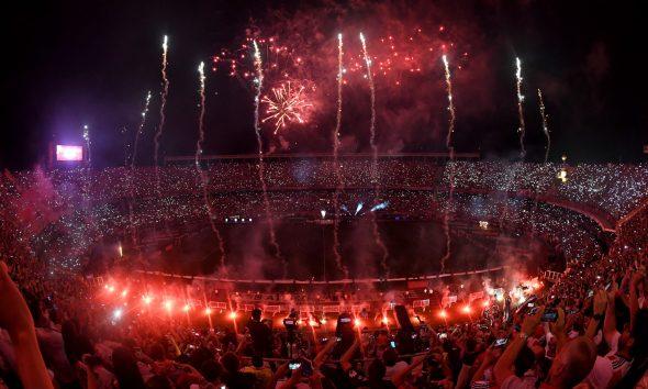 Fiesta eterna aniversario Madrid