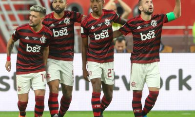 Flamengo lo dio vuelta ante Al Hilal