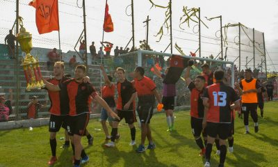 Gaiman campeón del Clausura