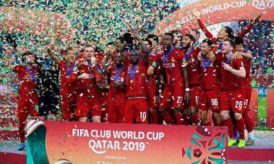 Liverpool campeón Mundial de Clubes