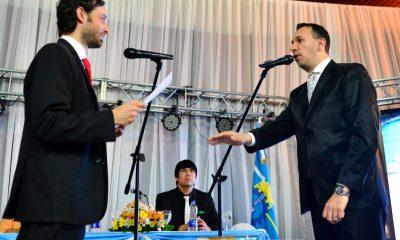 Maderna juró por un nuevo mandato