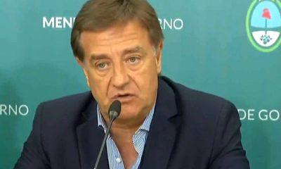 El gobernador de Mendoza dio marcha atrás