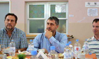 Reunión Chubut Deportes Círculo de Periodistas