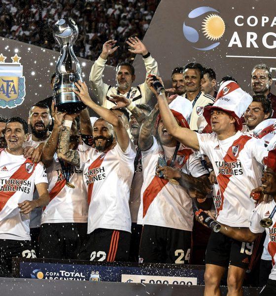 River tercera Copa Argentina