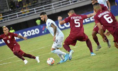 Argentina goleó a Venezuela